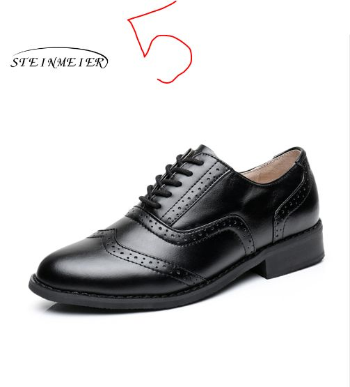 Women flats oxford shoes big size flat genuine leath vintage shoes round toe handmade black 2017 oxfords shoes for women Rated 4.8 /5 based on 243 customer reviews  4.8 (243 votes) 260 orders Sale ends in 4 days Shop all our top brands now Price: US $92.96 / Pair Discount Price: US $32.54 / Pair