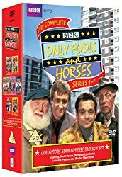 The complete collection of Only Fools and Horses