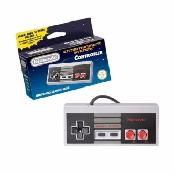Buy Nintendo NES Classic Mini Controller online at Lazada Singapore. Discount prices and promotional sale on all Gamepads & Controllers. Free Shipping.