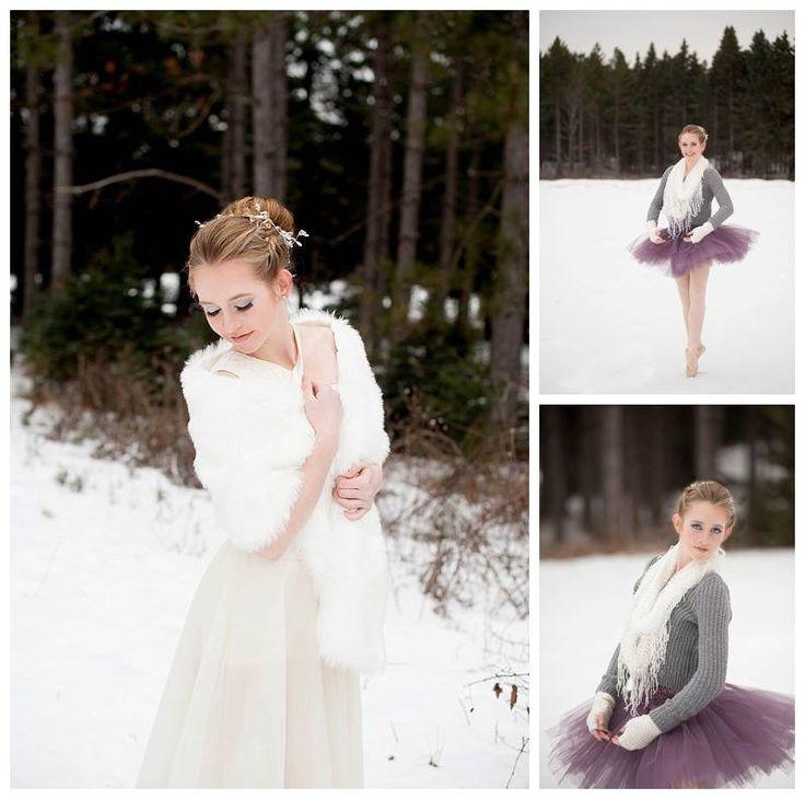 Our Beautiful Snow Dancer | Temptu Airbrush Makeup | Youngblood Mineral Cosmetics | Walkowski Photography | Euphoria Spalon