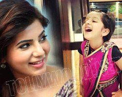 samantha tweet about maheshbabu daughter sitara