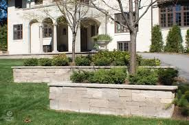 Image result for limestone retaining wall