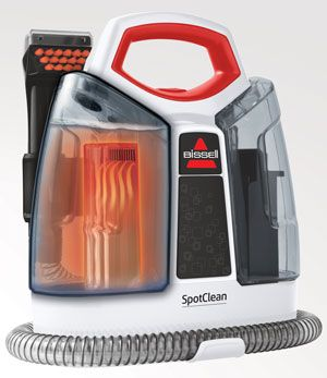 This is our latest review and this one is ourBISSELL SpotClean Portable Spot Cleaner Review.We are going to be telling you about some of the great features you will get with this portable carpet washer,you will also learn of the pros and cons,and where we recommend you purchase this very handy cleaning tool.