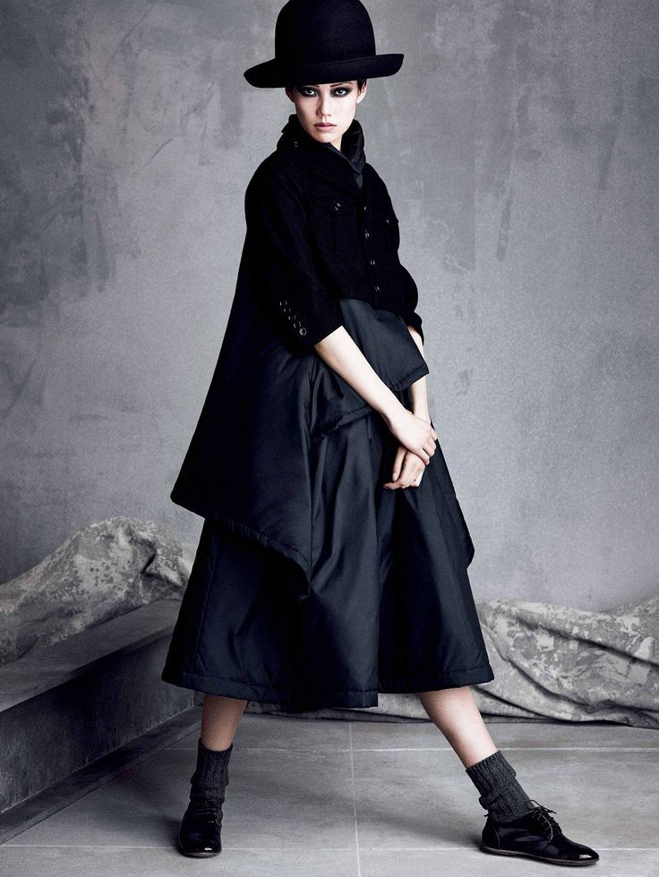 The icons of perfection vogue japan september 2014