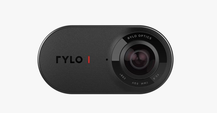 Forget camera optics. The Rylo camera perfects your videos after you shoot them with state-of-the-art software.