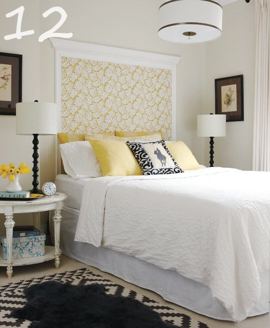 17 best images about wall moldings on pinterest chair railing favorite paint colors and - Beds attached to the wall ...