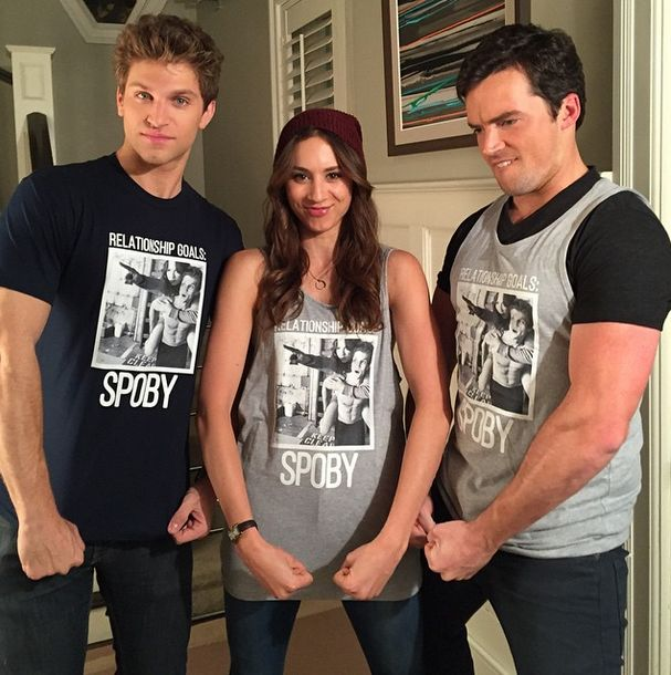 Spoby! | Pretty Little Liars