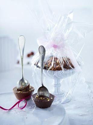 Das Rezept für Schokolade am Stiel und weitere kostenlose Rezepte auf LECKER.de