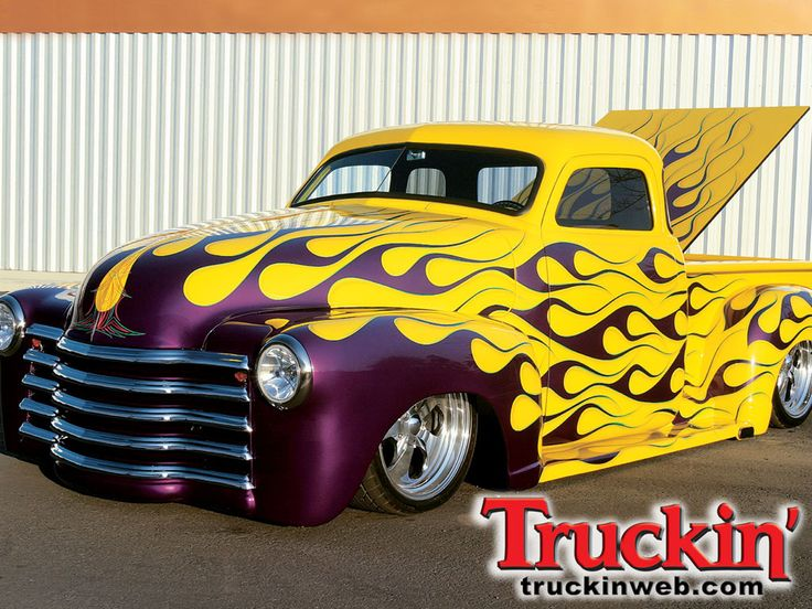 Car Club Inc: 17 Best Images About Hot Rod Flames On Pinterest