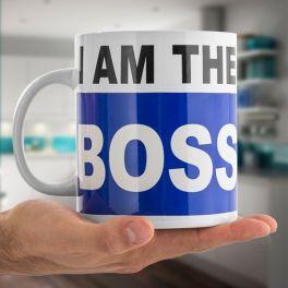 Caneca XL I am the Boss