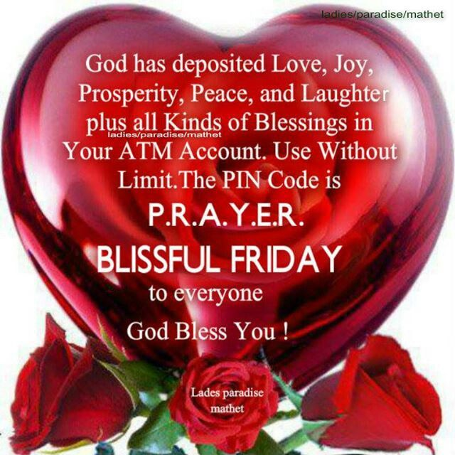 Blissful Good Morning Quotes: Friday Greetings/Blessings