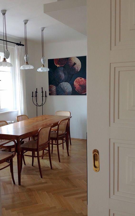 complete refurbishment and design by Patelova Marketa