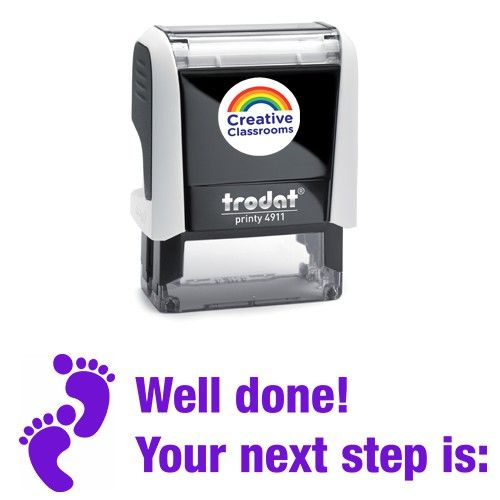 Well done! Your next step is Stamp | Stamps