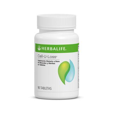 CELL ULOSS: Acuarético (no diurético) elimine solamente líquidos, no los minerales.