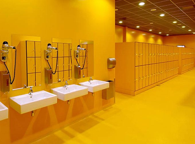 86 Best Images About Locker Rooms On Pinterest