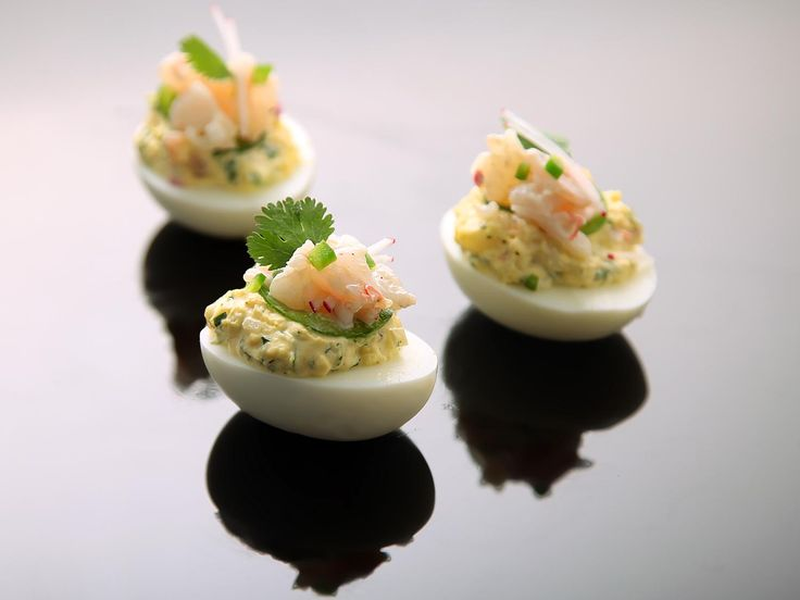 9 In-Your-Face Deviled Egg Variations to Make at Home #appetizers #recipe