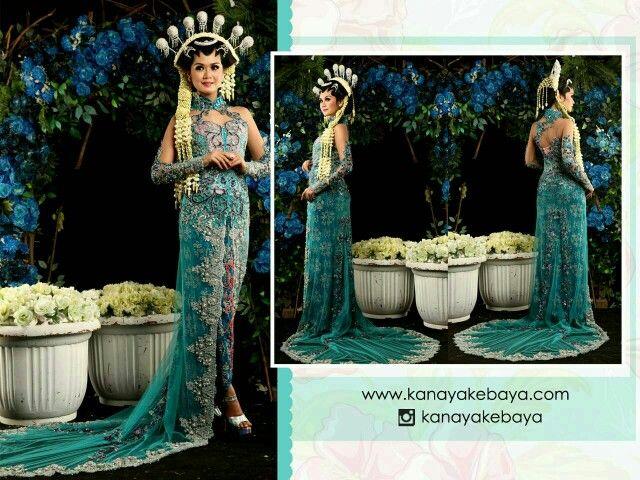 #kanayakebaya #kebaya #kebayamodern #kebayaresepsi #kebayawedding #wedding