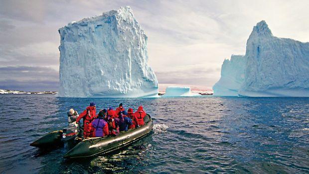 Antarctica's White Wilderness