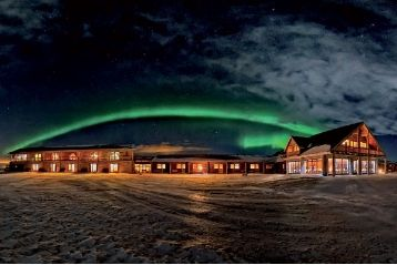 northern lights spa hotel bressay