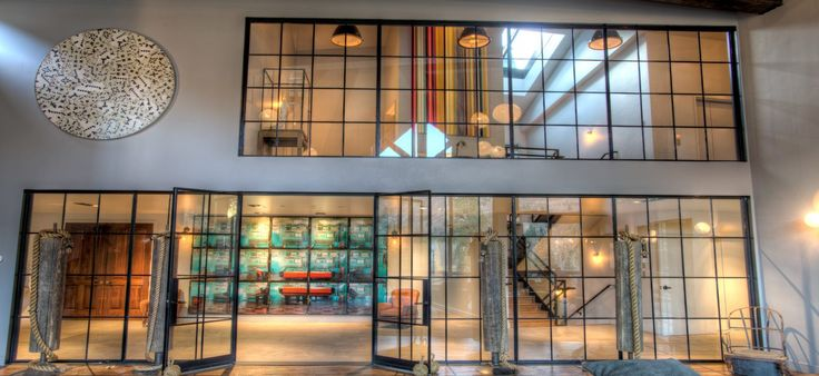 Interiors Archives - Crittall Windows UK