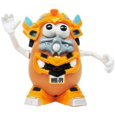 Hasbro Mr Potato Head TRANSFORMERS