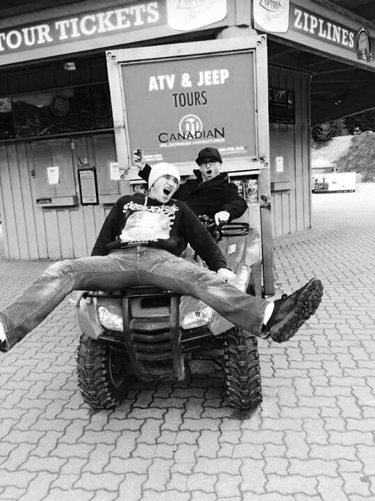 ATV tours, Whistler Canada