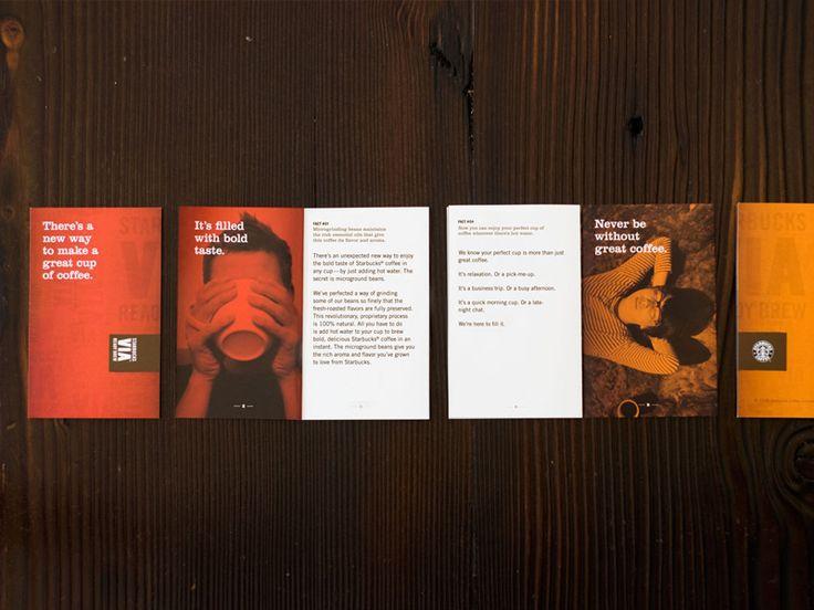 Starbucks leaflet