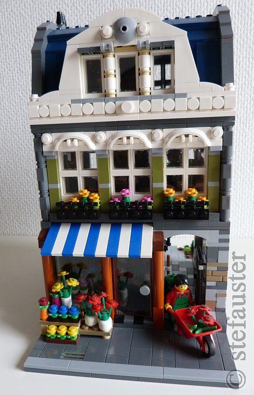 578 besten lego h user bilder auf pinterest lego modular. Black Bedroom Furniture Sets. Home Design Ideas