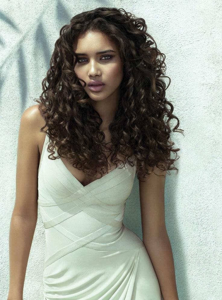The 10 Commandments of Curly Hair  #MooreHairDesign