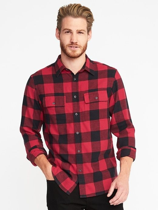 Best 25 flannel shirts for men ideas on pinterest for Redhead bear creek flannel shirt