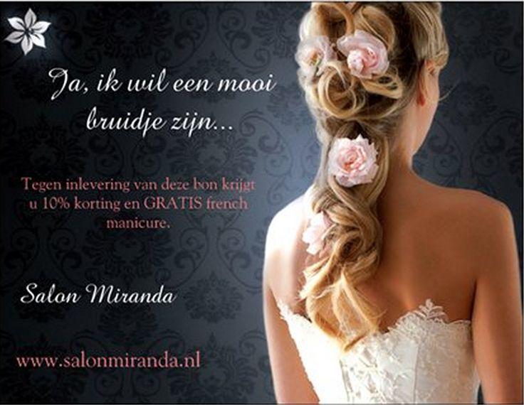 Bruidsarrangementen.