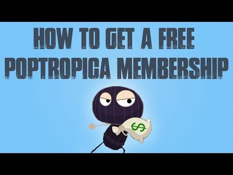 How to get a free Poptropica Membership Code *Voice* (2014 Working)