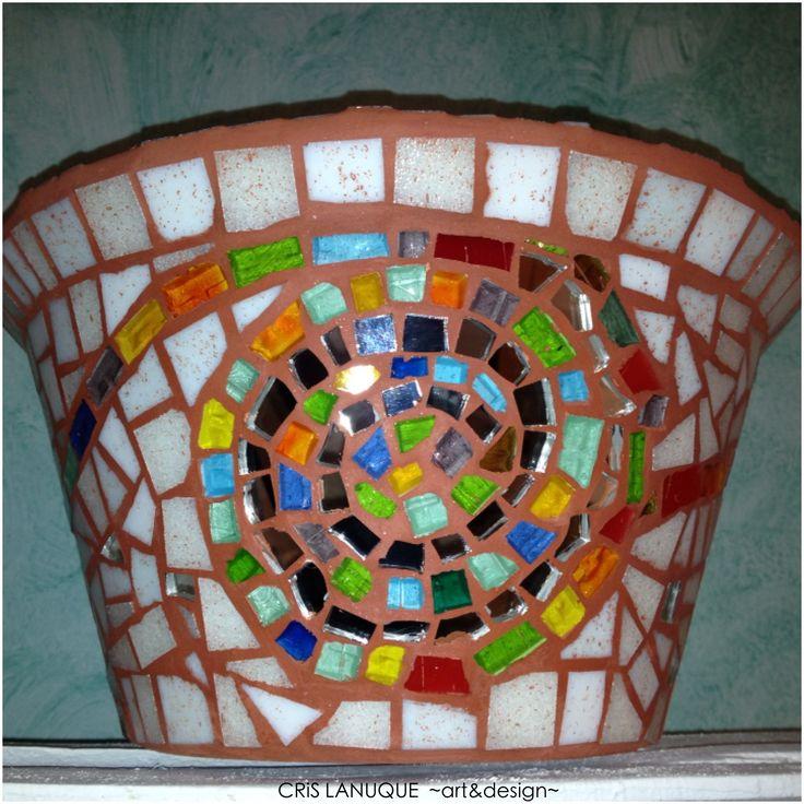 Mejores 84 im genes de mosaiquismo ideas en pinterest for Utilisima espejos decorados