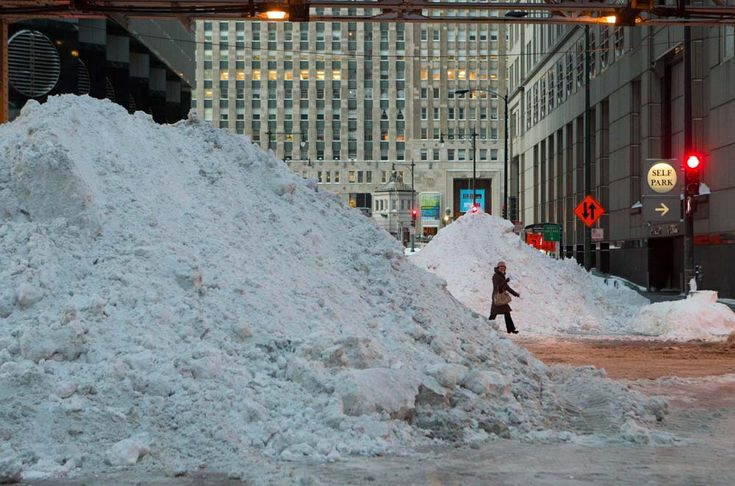Chicago-blizzard now thats what I call snow!!!