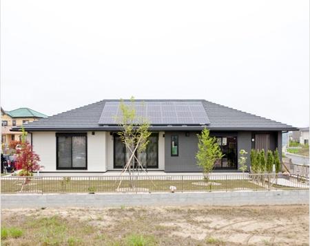 【住宅メーカー】平屋 トヨタホーム シンセ・ピアーナ