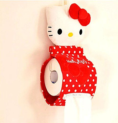 Hello Kitty Toilet paper tray ペーパータオルケース (レッド) 2014 http://www.amazon.co.jp/dp/B00NNJ2TKE/ref=cm_sw_r_pi_dp_Dquiub1HVRWAK
