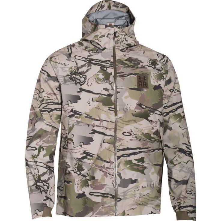 Under Armour Men's Ridge Reaper Gore-TEX Pro Hunting Jacket, Size: Large, Brown