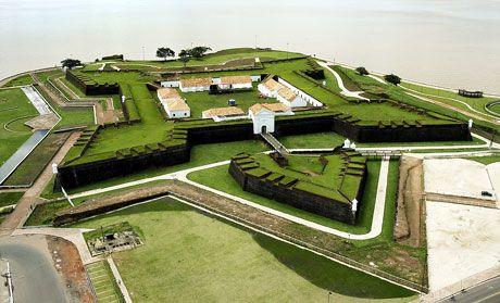 Fortaleza de São José do Macapá - AP