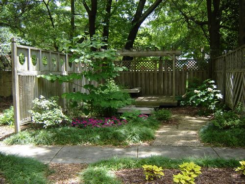 Shaded Backyard Ideas ideas for an easy care shady border more Shade Gardens Bleeding Hearts Are Perennial Flowers And Favorites In Shade Gardens Shaded Gardengarden Plantsbleeding