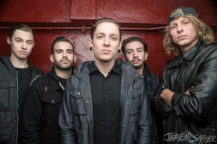 The Word Alive. 'REAL' available NOW!