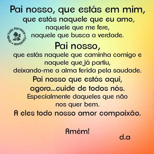 PROSA  -   TRECOS     E     CACARECOS: AMÉM..............
