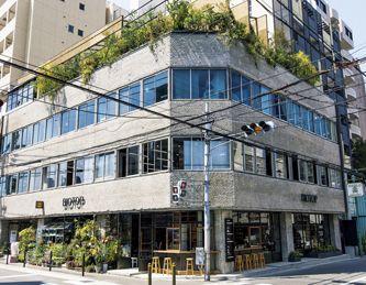大阪・南堀江に誕生した、新ランドマーク的ショップ。| OSAKA | カーサ ブルータス