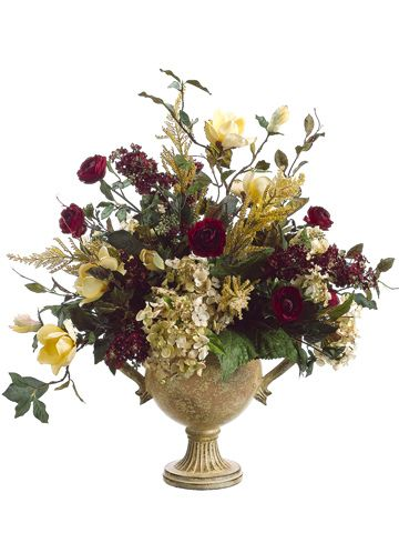 Artificial Christmas Floral Arrangements