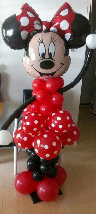 Minnie mouse by events by carlisa | CHARACTERS THEMES ...