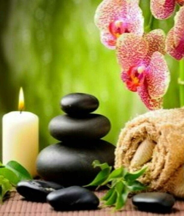 Tranquillity ... Peace ... Relaxing ... Calm ... Soothing... all to be felt within a single massage