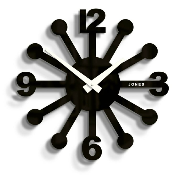 29 Best Red Clocks From Jones Clocks Images On Pinterest