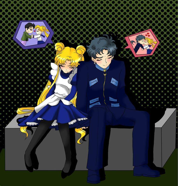 usagi and seiya meet the spartans