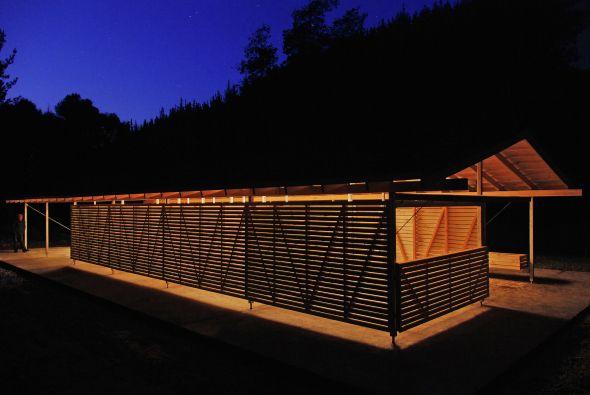 Arquitectos Chilenos Son Premiados Por El Dise O De Un