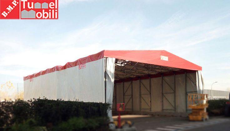 L'azienda Ferrero SPA ha richiesto uno dei #tunnelindustriali firmato Tunnel Mobili per i propri stabilimenti di Alba (CN).  Leggi qui l'articolo completo: https://www.tunnelmobili.it/tunnel-industriali-alba-ferrero/  #tunnelindustriali #tunnelmobili #tunnelpvc #capannonimobili #capannoniretrattili #capannoniindustriali #coperturepvc #copertureindustriali #capannonipvc #tettoieindustriali #tettoiepvc