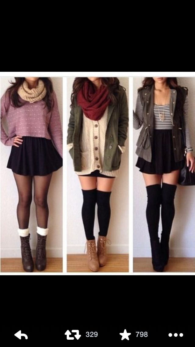 Good ideas for cute fall outfits